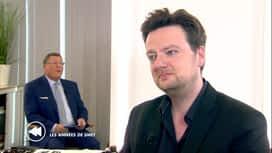 C'est pas tous les jours dimanche : L'invité de Pascal Vrebos: François De Smet, président de DéFI