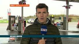 RTL INFO 13H : Macabre découverte ce matin sur l'autoroute E42