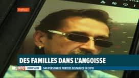 RTL INFO 13H : 949 personnes disparues en 2018 chez nous, dont le mari de Pascale