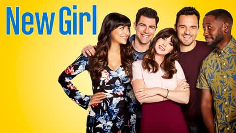 New Girl en replay
