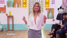 Les reines du shopping : Marie Jade défile pour être sexy pour un week-end à la campagne en...