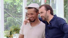 Le meilleur pâtissier - Chefs & célébrités : Cyril se moque du bazar de Waly