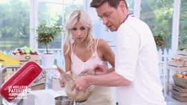 """Le meilleur pâtissier - Chefs & célébrités : """"T'as pas mis tout le beurre j'espère ?"""""""