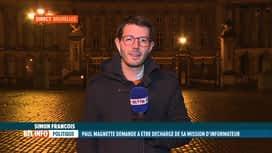 RTL INFO 19H : Formation d'un gouvernement fédéral : les infos en direct
