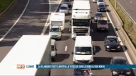 """RTL INFO 19H : Le gouvernement flamand adopte un plan """"Climat"""""""