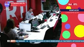La matinale Bel RTL : Plus de 300km de bouchon à 7h aux portes de Paris...