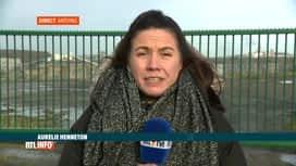 RTL INFO 13H : Un homme a été blessé dans une carrière à Antoing