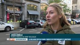 RTL INFO 19H : La Belgique recule en matière de performances climatiques