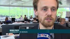 RTL INFO 19H : Fouad Benan, condamné pour avoir relayé des menaces terroristes