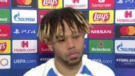 Champions League : 10/12 : Théo Bongonda (Genk)