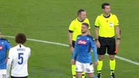 Champions League : Naples - Genk : 2ème mi-temps