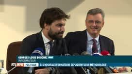 RTL INFO 13H : Les 2 nouveaux informateurs ont donné une conférence de presse