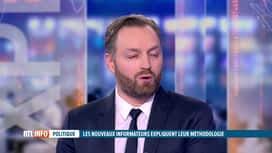 RTL INFO 13H : Formation fédérale: l'éclairage d'Antonio Solimando