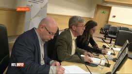 RTL INFO 13H : Le Service de lutte contre la pauvreté publie son rapport 2018-2019