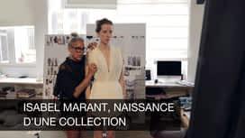 Isabel Marant, naissance d'une collection en replay