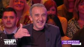 Touche pas à mon poste : Elie Semoun insulté par Renaud