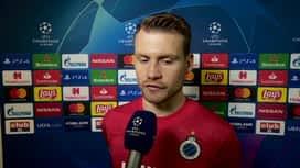 Champions League : 11/12 : Simon Mignolet (FC Bruges)