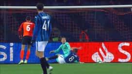 Champions League : 11/12 : Chakhtar - Atalanta
