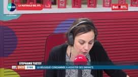 La matinale Bel RTL : RTL Info 8h du 12/12