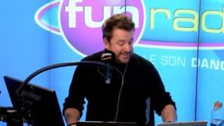 Bruno dans la radio : Christina en larmes après la chanson d'Elliot !