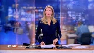 RTL INFO 13H : RTL INFO 13 heures (12/12/2019)