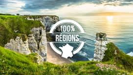 100% régions en replay