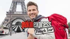 Pékin Express French Tour en replay