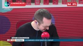 La matinale Bel RTL : RTL Info 8h du 13/12