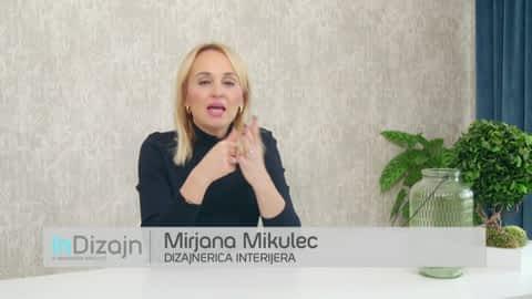 InDizajn s Mirjanom Mikulec : Epizoda 10 / Sezona 16