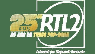 25 ans de RTL2, 25 ans de tubes pop-rock