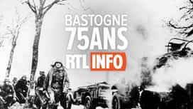 RTL info : Bastogne 75 ans en replay