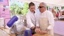 Le meilleur pâtissier - Chefs & célébrités : Gilbert et le whisky