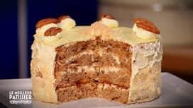 Le meilleur pâtissier - Chefs & célébrités : Le Hummingbird cake de Mercotte