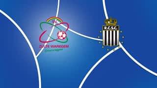 Croky Cup : 17/12: Zulte Waregem - Charleroi