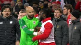 Croky Cup : Standard - Antwerp : 2ème mi-temps