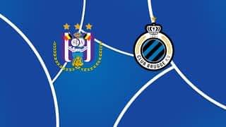 Croky Cup : 19/12: Anderlecht - FC Bruges