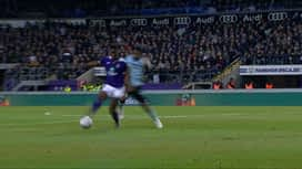 Croky Cup : 19/12: Anderlecht - FC Bruges : 1ère mi-temps