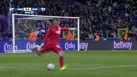 Croky Cup : 19/12: Anderlecht - FC Bruges : 2ème mi-temps