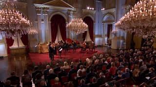 Concert de Noël au Palais Royal
