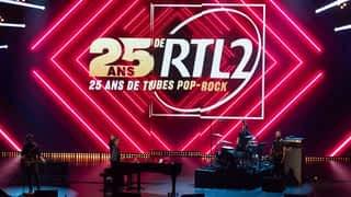 Le concert des 25 ans de RTL2 (19/12/19)