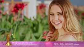 Miss Belgium : MB04 - Rebecca de Weerdt