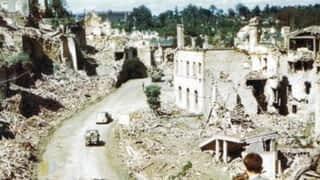 La France sous les bombes alliées