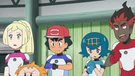 Pokemon : S22E22 La beauté du cristal !