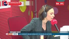 RTL INFO sur Bel RTL : RTL Info 8h du 07/01