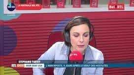 RTL INFO sur Bel RTL : RTL Info 8h du 08/01