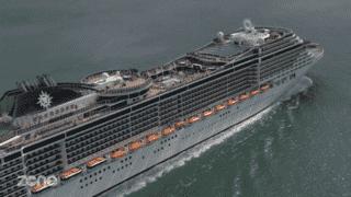 Bienvenue à bord : la vie secrète des paquebots de croisière