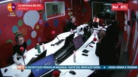 La matinale Bel RTL : Tolérance zéro (09/01/20)