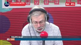 RTL INFO sur Bel RTL : RTL Info 13h du 09/01