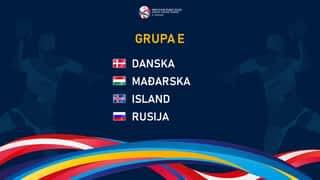 EURO 2020. - GRUPA E