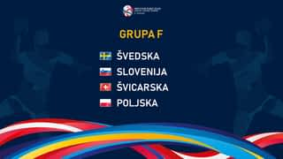 EURO 2020. - GRUPA F